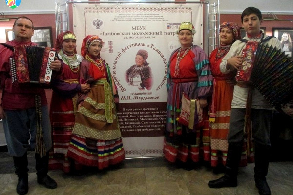 В Тамбовской области пройдёт всероссийский фестиваль песен и частушек