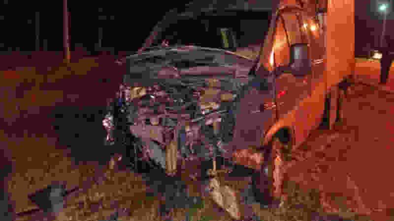 В Тамбовском районе иномарка выехала на «встречку» и врезалась в «ГАЗель»: есть пострадавшие