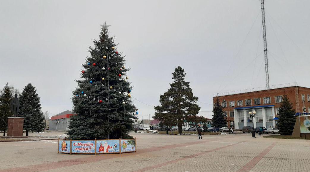 Города региона подготовились к новому году и ждут только вкусняшек, обнимашек и снега: обзор новогодних ёлок по всей Тамбовской области