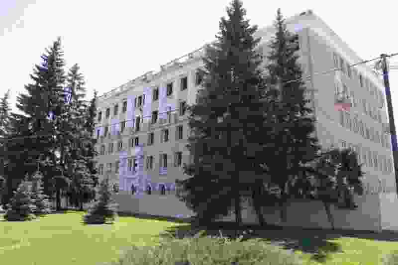 Гостиница «Тамбов» может получить новый охранный статус