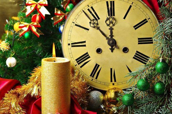 Губернатор Александр Никитин поздравляет тамбовчан с Новым годом