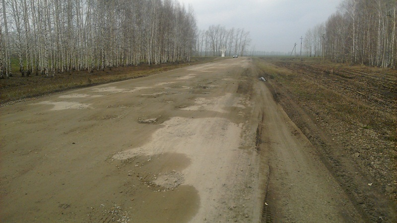 На дороги Тамбовской области Росавтодор выделил еще 170 млн рублей