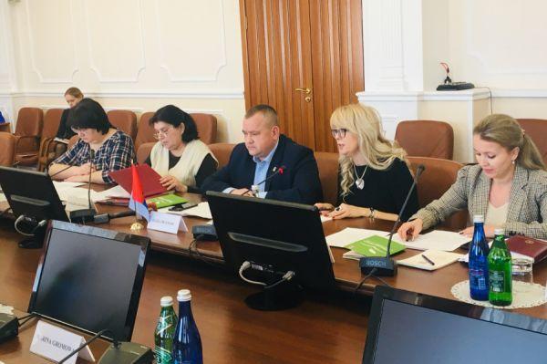 Представители Тамбовской области и Баварии обсудили вопросы сотрудничества