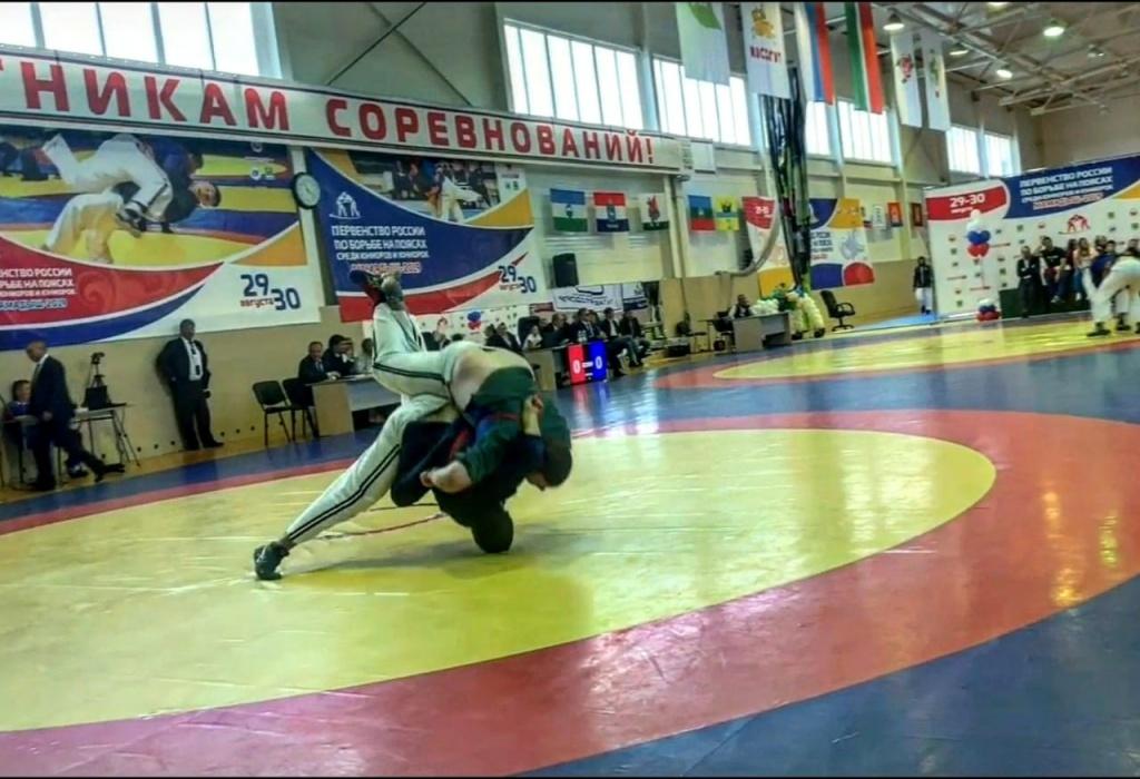 Серебряный призёр чемпионата мира по борьбе на поясах Уске Тамоян: «Тамбовским спортсменам не хватает признания»