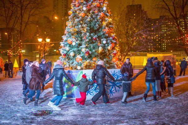 Синоптики рассказали о погоде в Тамбове в дни новогодних каникул