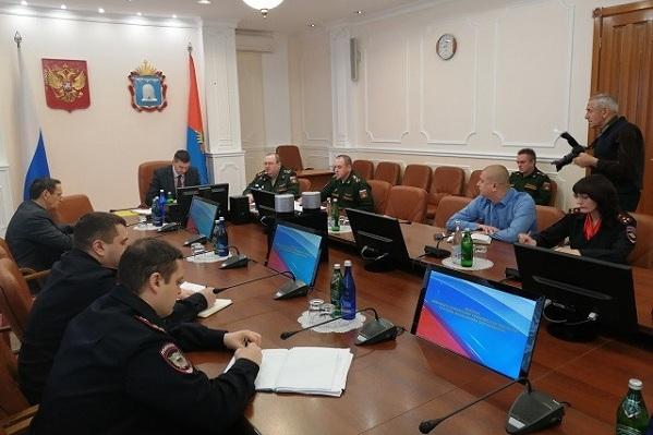 Тамбовская область входит в число лучших регионов по организации и проведению призывной кампании