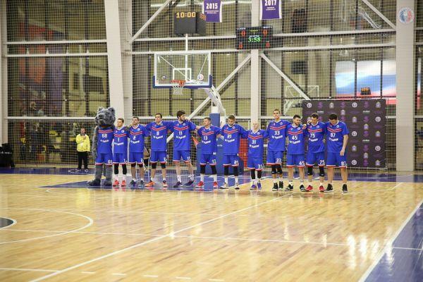 Тамбовские баскетболисты крупно выиграли в Краснодаре