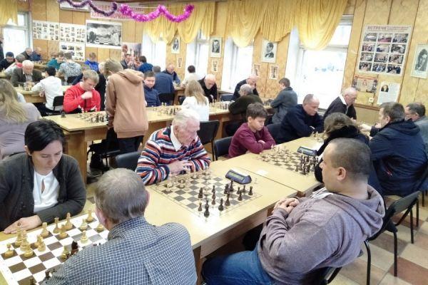 Тамбовские шахматисты закрыли год турниром по блицу