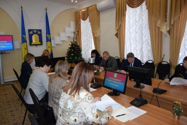 В администрации Тамбова подвели итоги работы антинаркотической комиссии за год