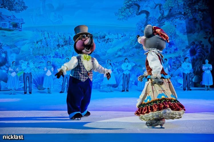 В новогодние праздники тамбовчанам бесплатно покажут ледовое шоу