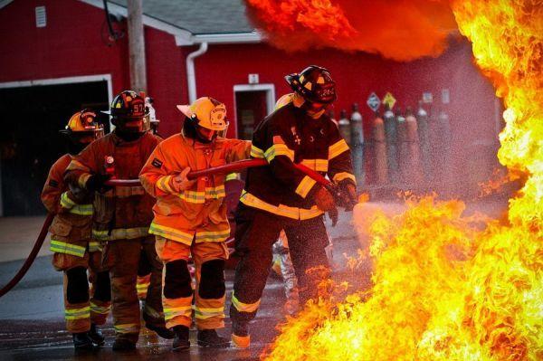 В новом году в Тамбовском районе появится добровольная пожарная команда