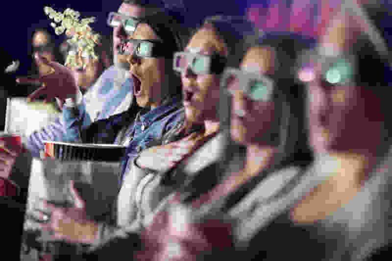 В Петровском районе открыт 3D кинотеатр