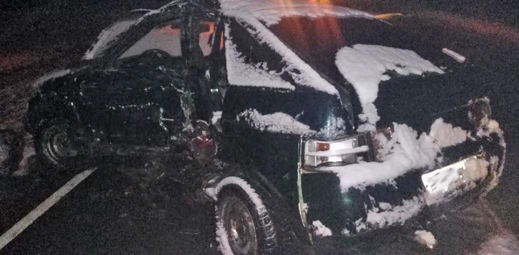 В Рассказовском районе легковушка столкнулась с фурой: есть жертвы