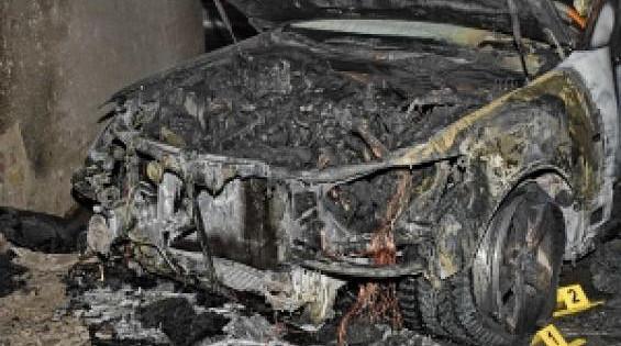 ВТамбове группа лиц, среди которых учащийся школы, предстанет перед судом пообвинению вумышленном уничтожении дорогостоящего автомобиля
