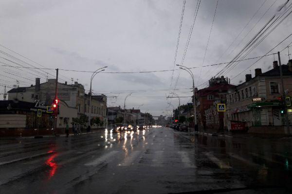 В Тамбове отремонтируют улицу Советскую в южном направлении