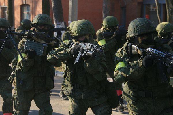В Тамбове пройдут учения со стрельбой и боевой техникой