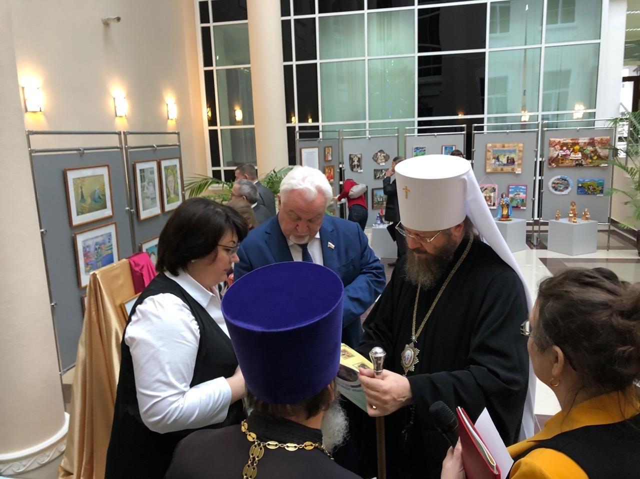 В Тамбове стартовали VI Региональные Рождественские Парламентские встречи