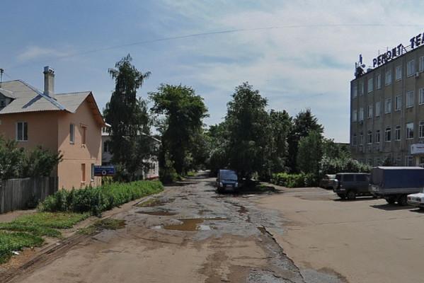 В Тамбове в следующем году отремонтируют улицу Николая Вирты