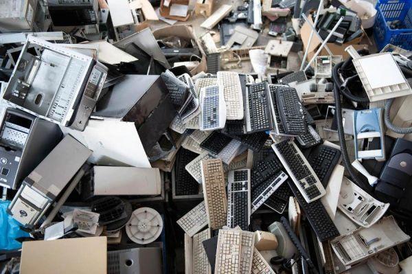 В Тамбовской области собрали почти 10 тонн техники на утилизацию