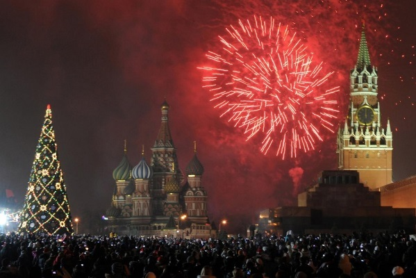 Владимир Путин поздравил жителей Тамбовской области с наступающим Новым годом и Рождеством