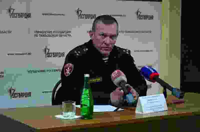 За год сотрудниками Росгвардии по всей Тамбовской области изъято множество боеприпасов и десятки килограммов взрывчатых веществ