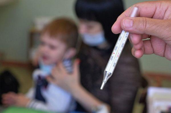 За неделю ОРВИ заболели более 5 тысяч жителей Тамбовской области