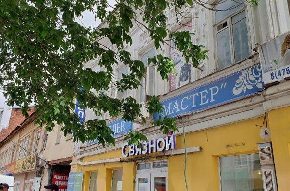 Бизнесмен хочет за бесценок купить помещение в здании на Носовской, где рухнула крыша