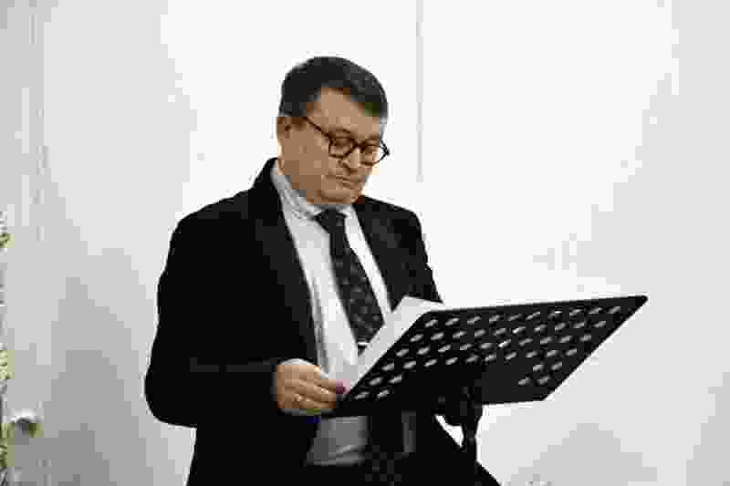 Бывший директор Тамбовского драмтеатра Пётр Куликов принял участие в театральной постановке в усадьбе Асеевых
