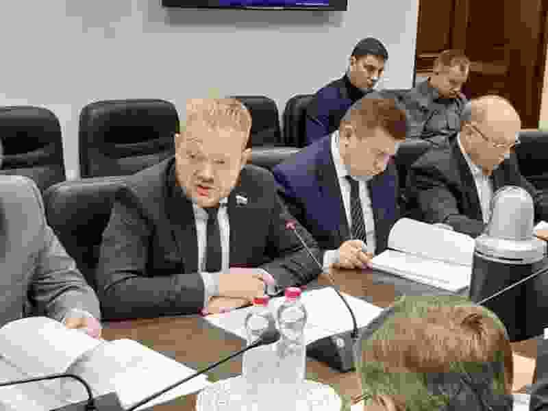 Депутат Тамбовской облдумы предложил снизить налоги для сельхозпроизводителей