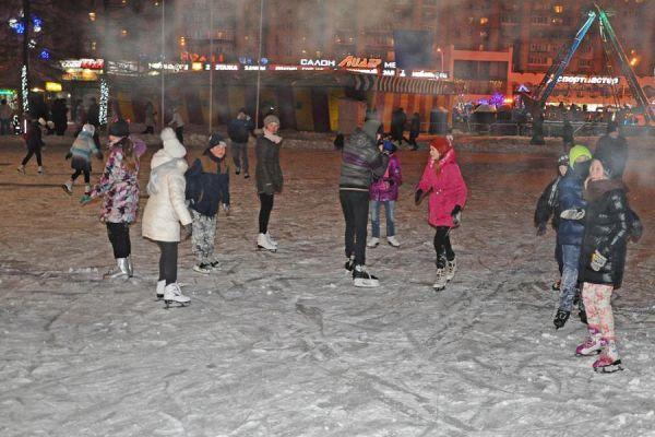 Для любителей зимнего отдыха: в Тамбове появятся пять ледовых площадок