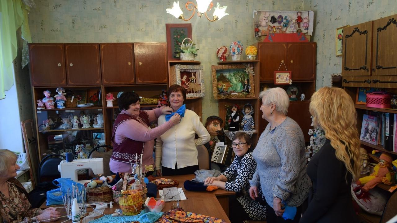 Глава Тамбова посетила городской Центр предоставления дополнительных мер соцпомощи