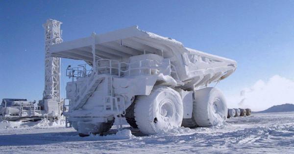 Исследователи изТамбова создали смазку длятехники, работающую при70-градусных морозах