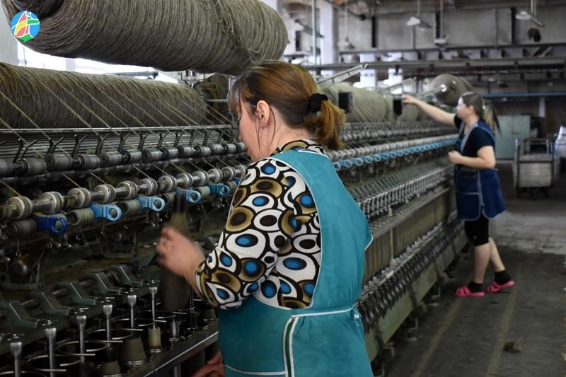 Моршанский текстильный комбинат заработал свой первый миллион после многолетнего кризиса