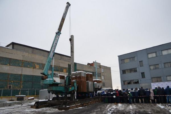 На мичуринском заводе откроют новый цех по ремонту тепловозов
