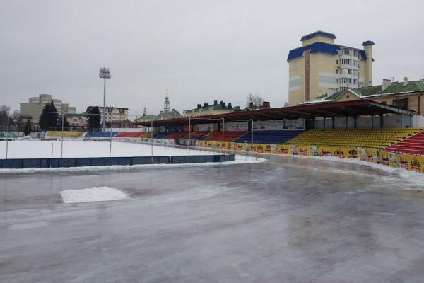 """Покататься на коньках на """"Спартаке"""" можно будет с 9 января"""