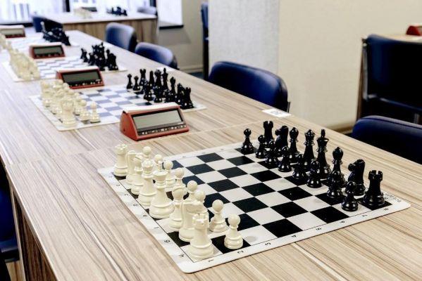 Сергей Вязников стал сильнейшим шахматистом Тамбова