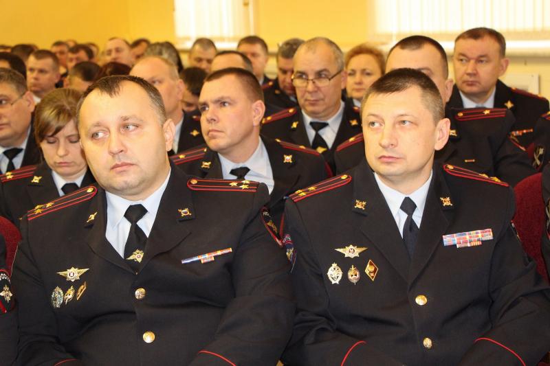Тамбовская область в числе лидеров по уровню защищённости населения от преступников