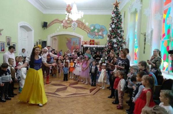 Тамбовские театры на новогодних праздниках посетили более 70 тысяч человек