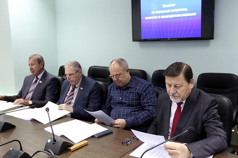 Тамбовские законодатели предложили поправки в Водный кодекс страны