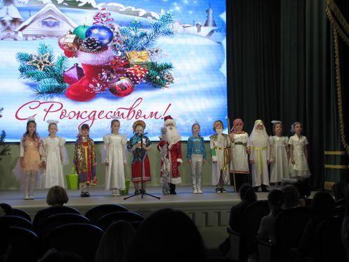 Третий городской фестиваль «Под чистым небом Рождества»