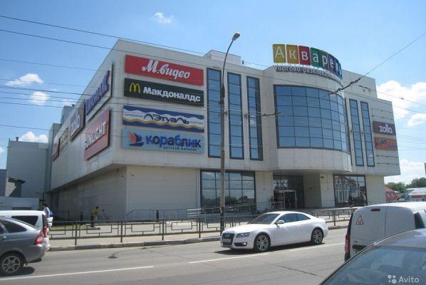 "ТРЦ ""Акварель"" в Тамбове продают за 900 млн рублей"