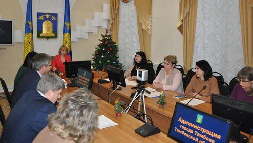 В администрации города Тамбова обсудили вопросы ограничения продажи никотинсодержащей продукции