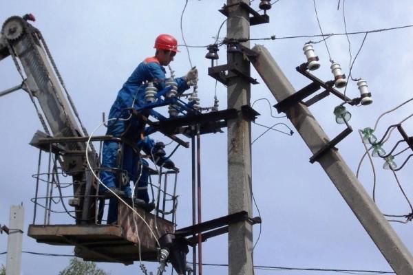 В Ласках на несколько часов отключат электроэнергию