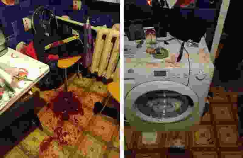 В Мичуринске пьяный мужчина чуть не убил родного брата в гостях у знакомой