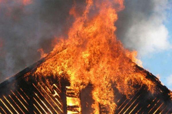 В Мичуринском районе при пожаре в доме погиб 55-летний мужчина