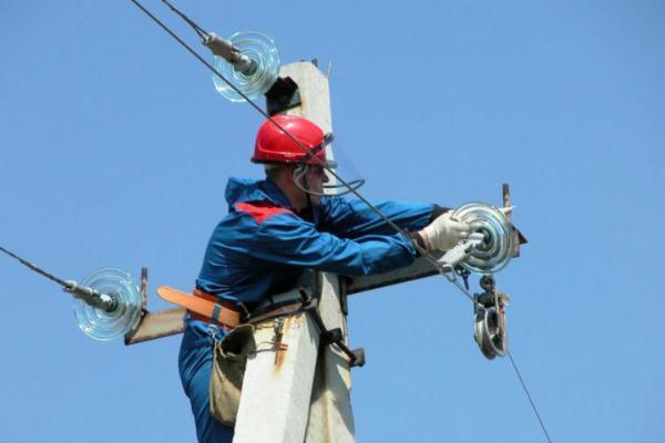 В микрорайоне Радужный отключат электроэнергию