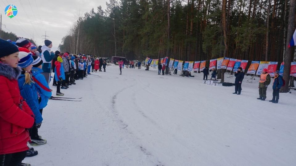 В Рассказово состоялось Открытое первенство по лыжным гонкам