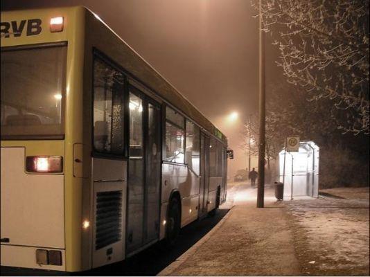 В рождественскую ночь для тамбовчан пустят автобусы