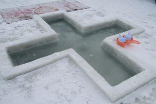 ВТамбове будут работать пять безопасных крещенских купелей