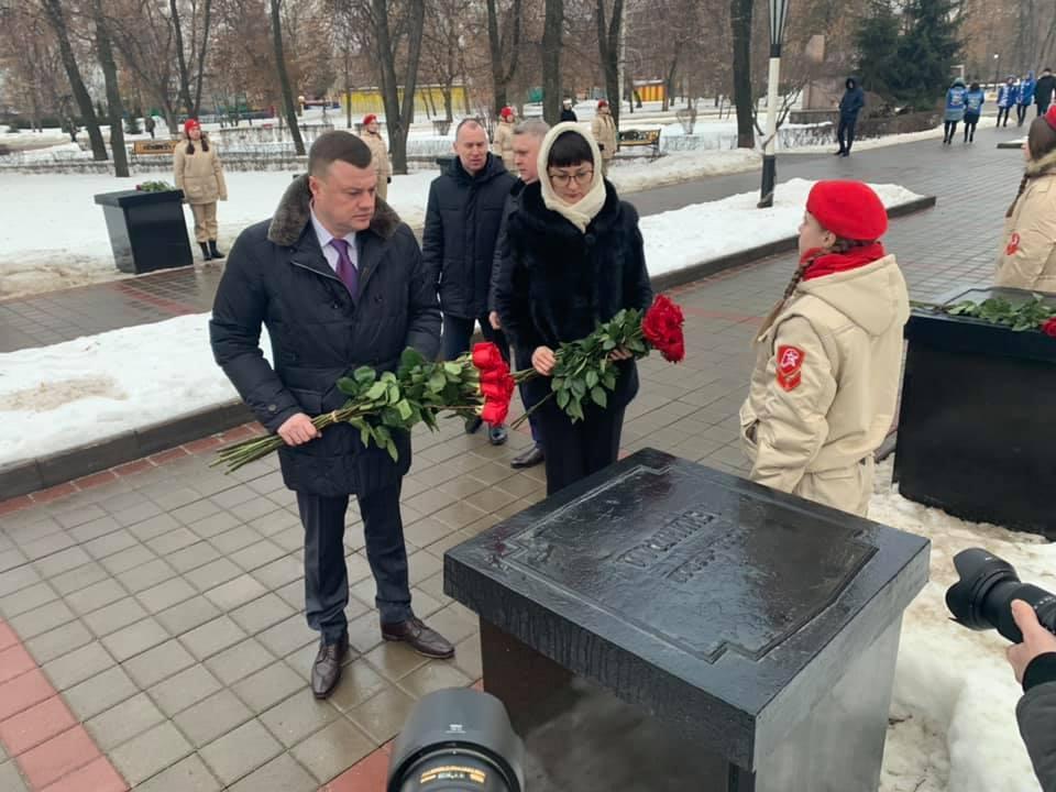В Тамбове почтили память жителей блокадного Ленинграда